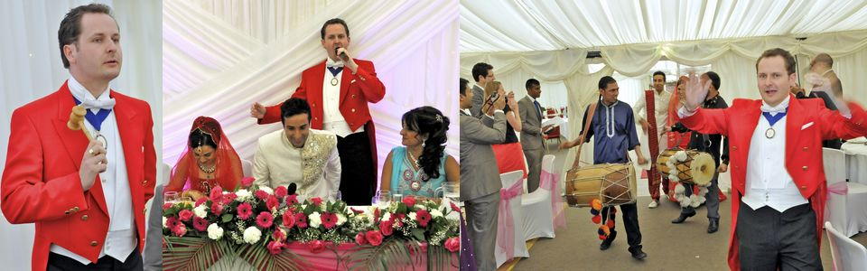 Asian Wedding Toastmaster, Indian Wedding Supplier, Indian Wedding MC,  Sikh, Hindu, Muslim Wedding Toastmaster